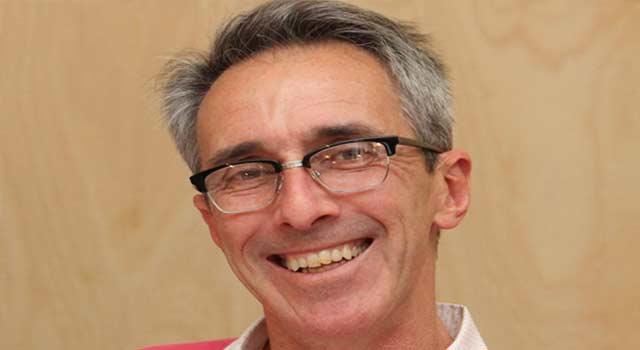 Prof. Geoff McFadden
