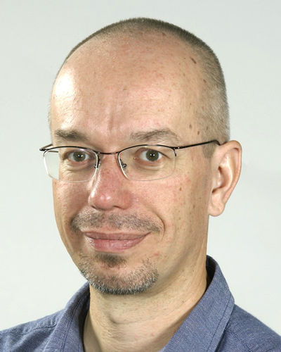 Prof. Stuart Dashper