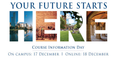 Your future starts here