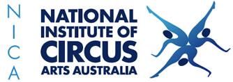 National Institute of Circus Arts logo