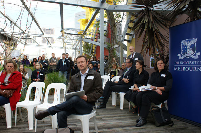Launch of the Growing Green Guide
