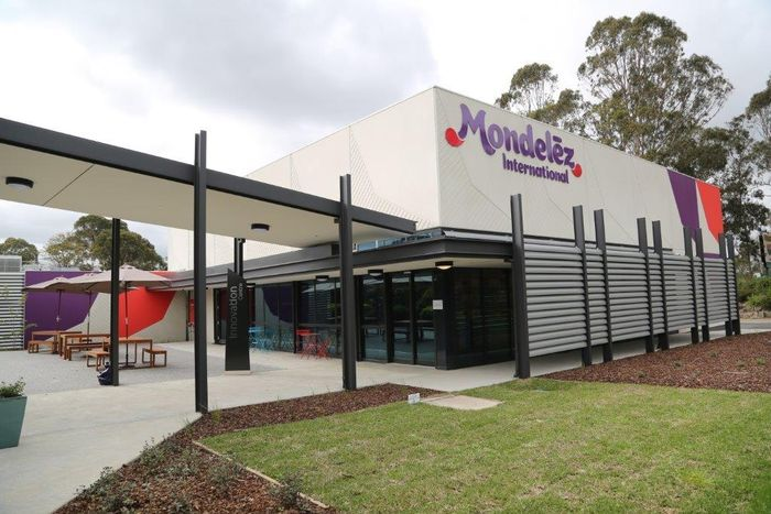 The Mondelēz International Food Innovation Centre in Ringwood, VIC.