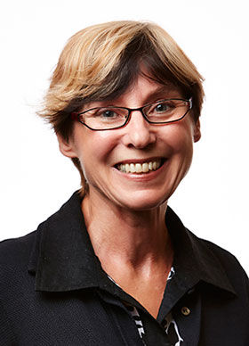Professor Ruth Fincher, Head of School