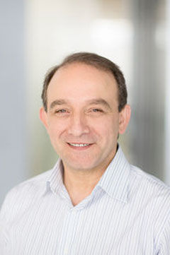 Professor Nasser Spear