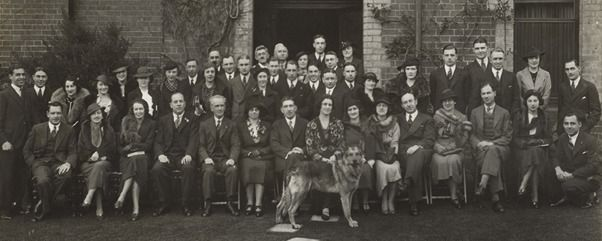 Commerce Student Society 1933-35