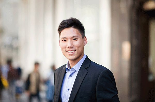 Johnny Wen, Graduated 2015, Master of Commerce (Marketing)