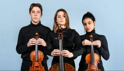 Mimir Concert 3: Schubert, Walker and Brahms