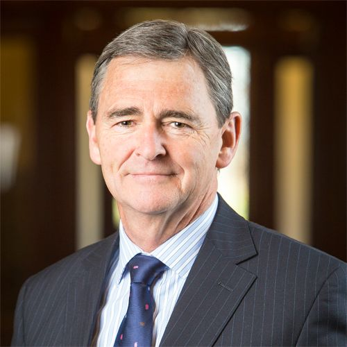 The Hon John Brumby