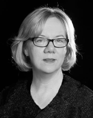 Professor Su Baker - Ponch Hawkes, 2014