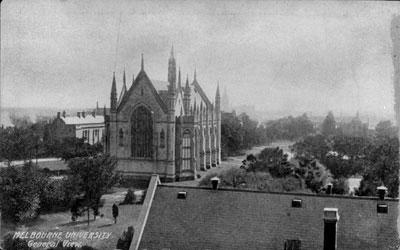 1910s melbourne school of engineering